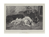 Tired Out Giclee Print by John Sargent Noble