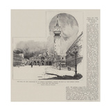The Fall of the Campanile of St Mark's Cathedral Giclee Print by Joseph Holland Tringham