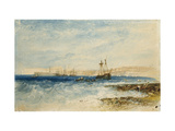 Margate, 1826-28 Giclee Print by Joseph Mallord William Turner