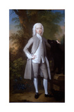 Portrait of Joseph Taylor Esq. as a Young Man Giclee Print by Joseph Highmore