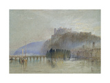 Amboise, C. 1830 Giclee Print by Joseph Mallord William Turner