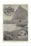 The Calpe Hunt, at Gibraltar Giclee Print by Joseph Holland Tringham