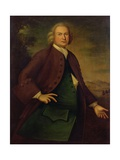 Portrait of Mr Daniel Rea, C.1757 Giclee Print by Joseph Badger
