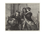 The Water-Drinkers Giclee Print by John Phillip