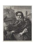 The Grapeseller Giclee Print by John Phillip