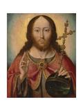 Salvator Mundi Giclee Print by Joos Van Cleve