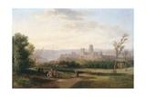 Durham, 1841 Giclee Print by John Wilson Carmichael