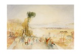 Lake of Thun, C.1845-51 Giclee Print by Joseph Mallord William Turner