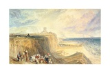 Folkestone, Kent, C.1822 Giclee Print by Joseph Mallord William Turner