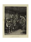 Waifs and Strays Giclee Print by Joseph Clark