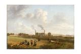 Murton Colliery, 1843 Giclee Print by John Wilson Carmichael