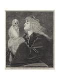 Fluffy Giclee Print by Joseph Middleton Jopling