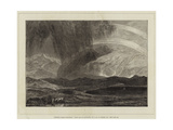 Turner's Liber Studiorum, Peat Bog in Scotland Giclee Print by Joseph Mallord William Turner