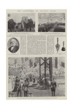 The Centenary of Savings Banks Giclee Print by Joseph Holland Tringham