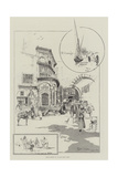 Life in Egypt, in and About Cairo Giclee Print by Joseph Holland Tringham