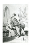 Ali Pasha of Tepelena or of Jannina (1740-1822) Giclee Print by Joseph Cartwright