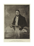 Captain Robert Williams Giclee Print by Joseph Mallord William Turner