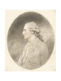 Andrew Robinson Stoney-Bowes, 1781 Giclee Print by John Downman