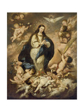 The Immaculate Conception, Late 1660s Giclee Print by Jose Antolinez
