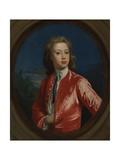 Nathaniel Seymour, C.1730-35 Giclee Print by Jonathan Richardson
