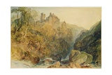Roslin Castle, Midlothian Giclee Print by Joseph Mallord William Turner