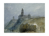 Saint-Florent-Le-Vieil Giclee Print by Joseph Mallord William Turner