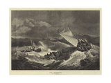 The Shipwreck Giclee Print by Joseph Mallord William Turner