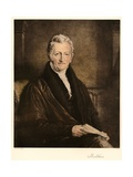 Thomas Robert Malthus Giclee Print by John Linnell
