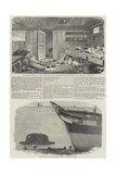 Submarine Navigation Giclee Print by John Wilson Carmichael