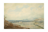 Caserta Giclee Print by Joseph Mallord William Turner