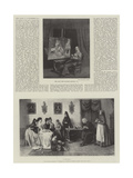 The Late J B Burgess Giclee Print by John-bagnold Burgess