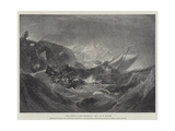 The Wreck of the Minotaur Giclee Print by Joseph Mallord William Turner