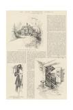 The Late Professor Tyndall Giclee Print by Joseph Holland Tringham