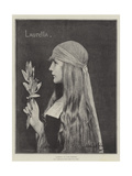 Lauretta Giclee Print by Jules Joseph Lefebvre