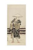 Bando Mitsugoro as Tokiyori, 1773 Giclee Print by Katsukawa Shunsho