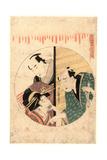 Shichidanme Giclee Print by Kitagawa Utamaro