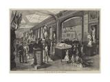 La Rue De Russie in the Paris Exhibition Giclee Print by Jules Pelcoq