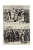 Modern Aspects of Paris Giclee Print by Jules Pelcoq