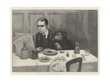 Old Chums Giclee Print by Julius Mandes Price