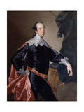 Lawrence Monck, 1760 Giclee Print by Joseph Wright of Derby