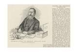 Lieutenant-Colonel Sir Frederick Carrington Giclee Print by Julius Mandes Price