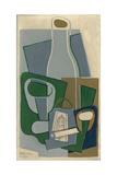 Pipe Et Paquet De Tabac, 1922 Giclee Print by Juan Gris