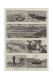 The Fishing Industry on the West Coast of Ireland Giclee Print by Joseph Nash