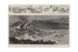 The Recent Fatal Floods at Johnstown, Pennsylvania, USA Giclee Print by Joseph Nash