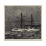 The British Fleet in the Dardanelles Giclee Print by Joseph Nash