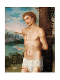 Saint Sebastian, after 1603 Giclee Print by Juan Sanchez Cotan