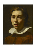 Portrait of a Young Man Giclee Print by Karel Dujardin