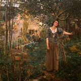 Joan of Arc, 1879 Giclée-tryk af Jules Bastien-Lepage