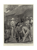 The British Occupation of Benin, Loot from the King's Palace Giclee Print by Joseph Nash