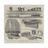 The Nile Expedition for the Relief of General Gordon Giclee Print by Joseph Nash